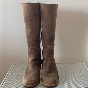 UGG riding boot